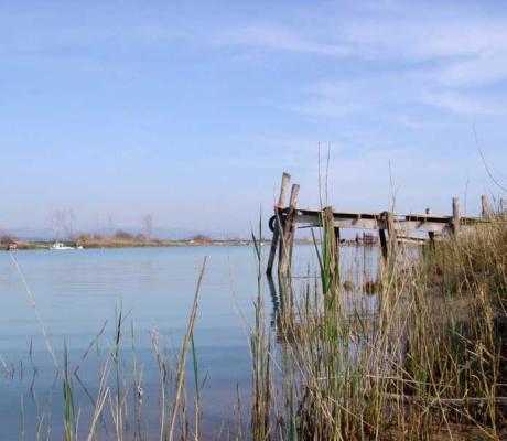 Manavgat Channel - Former River Delta is redesigned