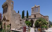 Bellapais Monastery in Kyrenia North Cyprus