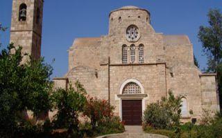 St.-Barnabas-Kloster - Museum von Salamis