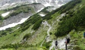 Schladminger-Tauern mountain trail with pictures from Jana