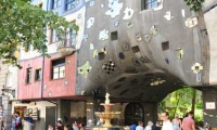 Friedensreich Hundertwasser - architect and environmentalist