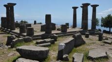 Die Ruinenstadt Assos
