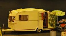 Rare Ausstellungsstücke auf der Caravanmesse in Oldenburg