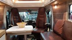 Caravan Innendesign - Bunt gemischt, wie das tägliche Leben