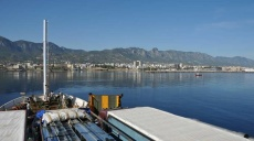 Exploring ferry, camping and hiking in Northern Cyprus