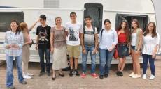 The Return Path to Vienna with Caravan