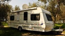 Travelling Europe in a Caravan