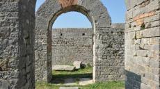 Das Amphitheater von Salona