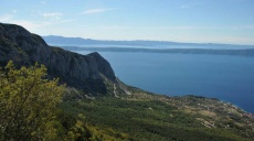 Exploring for Sveti Jure on 1,762 meters