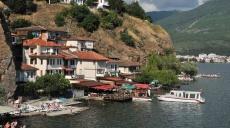 Ohrid - ein erster, sommerlicher Rundgang am Hafen