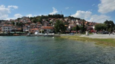 stroll through the old town of Ohrid