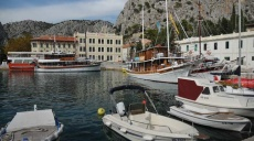 Walking tour of Omiš - first impressions
