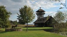 Nature reserve Zasavica - Camping at the Natural Park