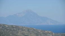 Holy Mount Athos - exploring the beaches of Sithonia