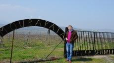 Das Weingut Mourapata bei Skydra - ein Camperstopp?