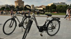 Fahrradstadt Thessaloniki