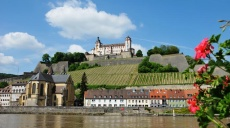 Würzburg: Like a Picture on Both Sides of Main