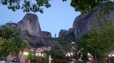 Wanderung zur Felsnadel in Kastraki - Meteora
