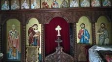 Wegkapelle am Weg hinauf ins Jablanica Gebirge bei Struga