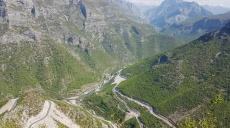 Tagesausflug ins Kelmend durch das Cem Tal