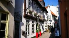 Oldenburg - walk through the city starting from University