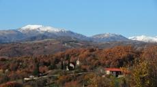 Bourazani - abenteuerliche Anreise über das Pindos Gebirge