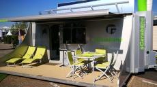 sCarabane - ein Caravan Konzept mit vielen neuen Ideen