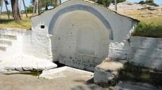 St. Pauls Quelle Sithonia - Ausgangspunkt für Wanderungen