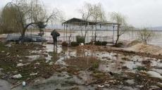Der Ohridsee kann auch anders - Riesenwellen am Seeufer