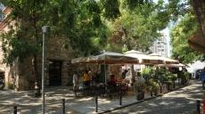 Fahrradstadt Thessaloniki - die Uferpromenade lädt ein