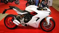 SMF Moto Show in Thessaloniki´s Messe Hallen
