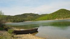 Vau-Deja Stausee - Wandern in herrlicher Landschaft