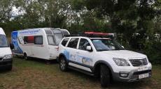 Yun Familie auf Welt Tour - im Caravan von Korea