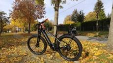 Herbstliche Radtour durch den Burgenlandkreis bei Billroda