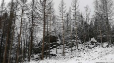 Icy cold Brocken - Hiking the Blocksberg