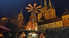 Zum Jahresausklang zu den Weihnachtsmärkten in Erfurt