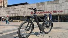 Radeln in Köln - mit dem Tourer HNF XD2 Urban