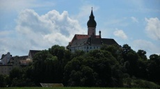 From Monastery Andechs to Herrsching passing Kiental valley