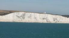 White Cliffs of Dover – Die Kreidefelsen im Blick