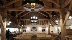 Am Weg nach Legionowo – ein rustikales Restaurant