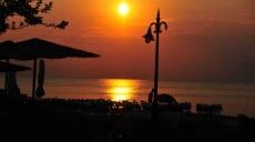 Die Sehnsucht nach Sonne wächst – Sonnenuntergang bei Perea