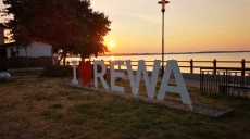 Back in Rewa - first way to the beach