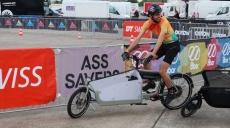 Velo Berlin - Bikes as headliners combined with cargo bike races