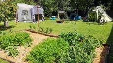 In der Krise geboren – Ab-Hof-Hausmesse Camping