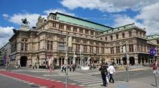Stadtrundgang von der Staatsoper durch die Innenstadt Wiens