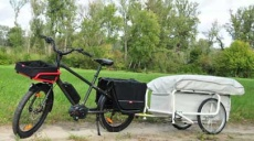 Premiere is successfully passed - with e-bike and B Turtle