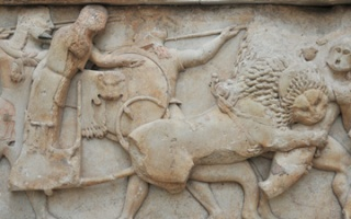 Delphi - A short visit to the Museum of the Oracle