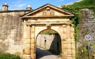 Hohenasperg - mighty fortress and escape castle