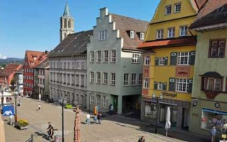 The Old Town Hall of Rottweil – live experienced history