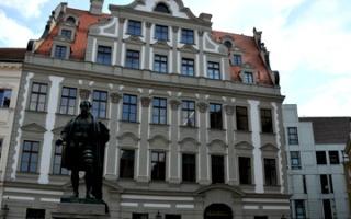 Augsburger Rathaus erbaut von Elias Holl